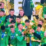 China FA Cup Dezember 2018
